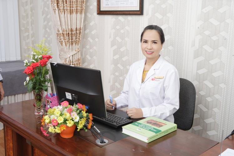 Bác sĩ Chuyên Khoa II Trần Thị Hoài Hương