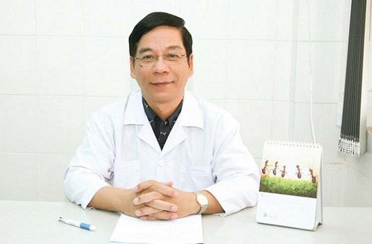 Bác sỹ Huy Hoàng