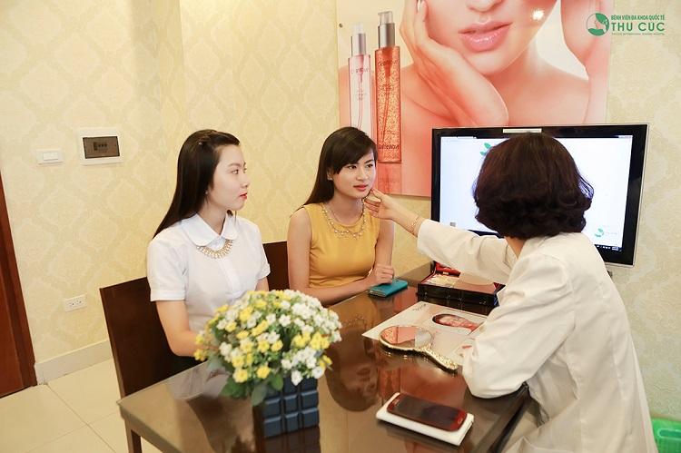 Bệnh viện thẩm mỹ Thu Cúc Sài Gòn