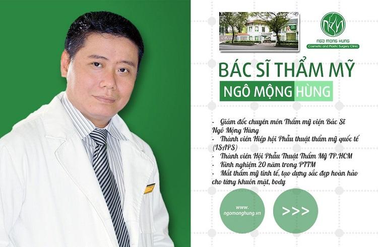 Bệnh viện thẩm mỹ Ngô Mộng Hùng