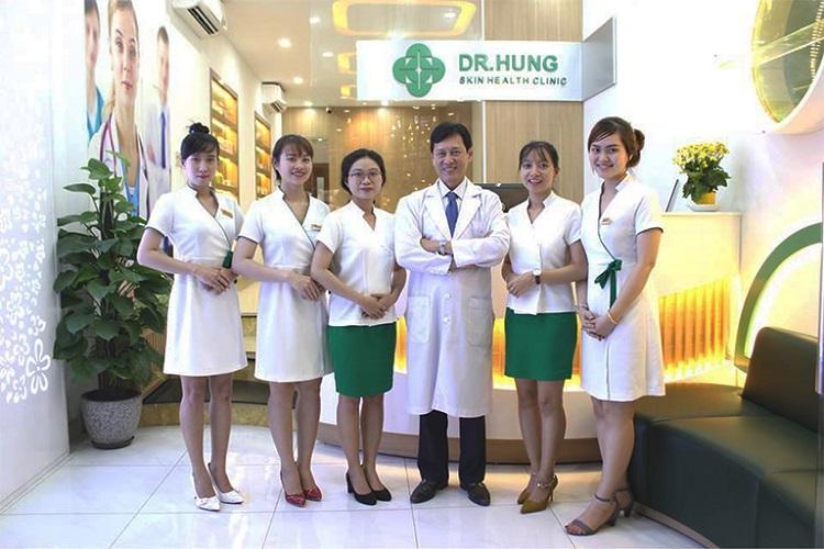 Phòng khám Da liễu – Bác sĩ Nguyễn Thanh Hùng