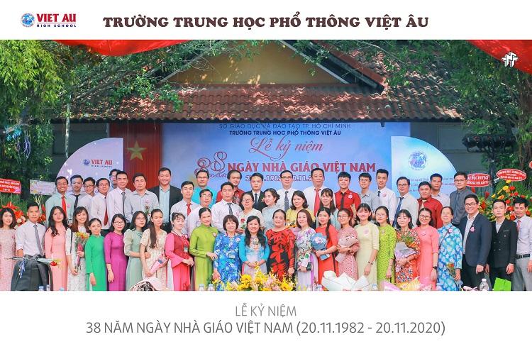 Trường THPT Việt Âu