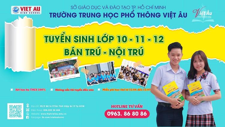 Trường trung học nội trú Việt Âu