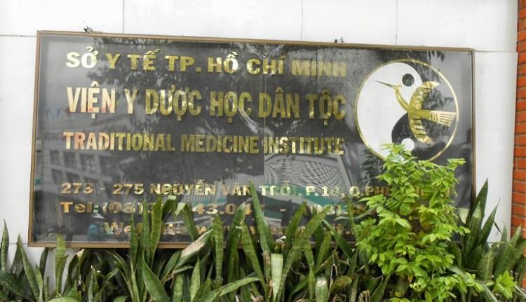 Viện Y Dược Học Dân Tộc thành phố Hồ Chí Minh