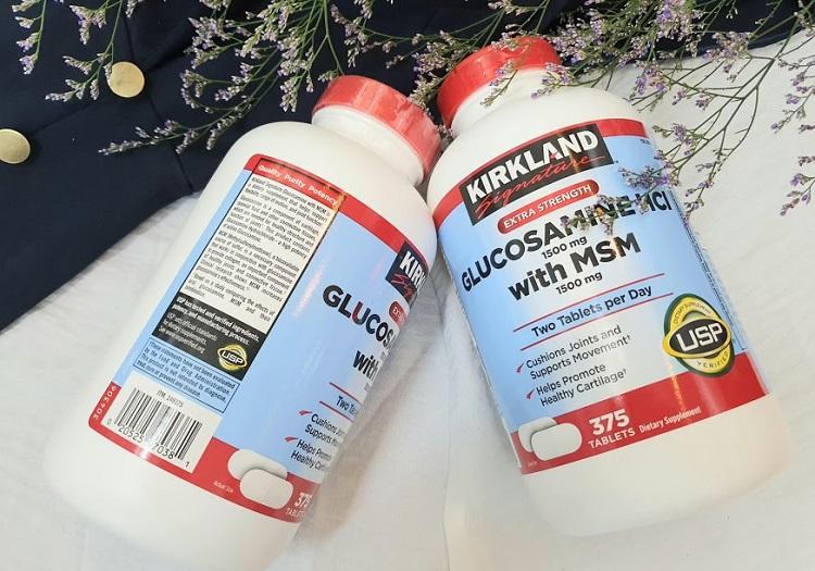Thực phẩm chức năng Glucosamine HCL