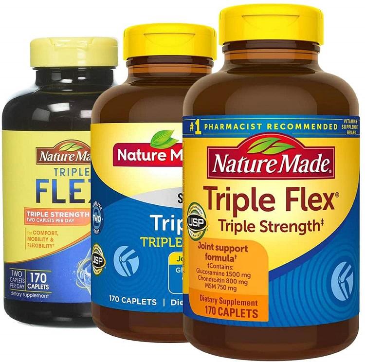 Thuốc khớp của Mỹ - Triple Flex