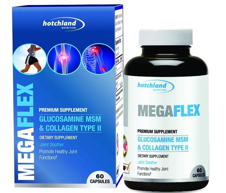 Viên xướng khớp của Mỹ Megaflex