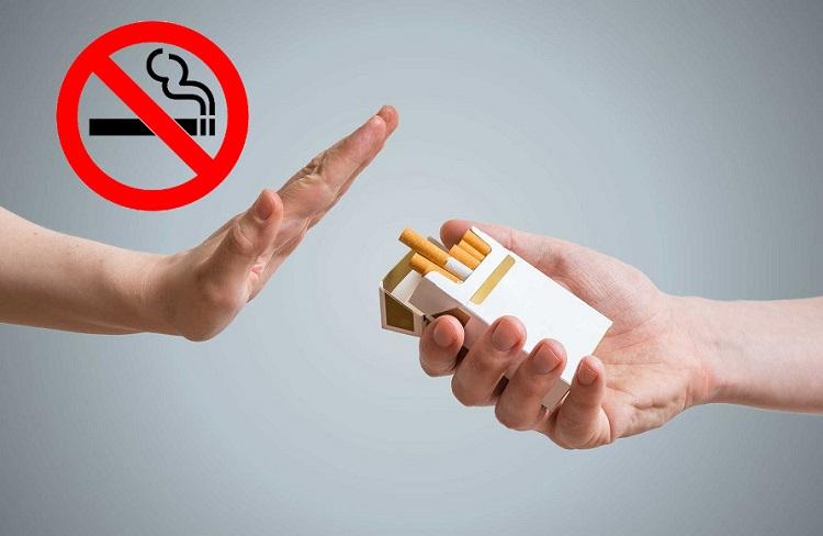 Bỏ thuốc lá điều trị mỡ máu cao