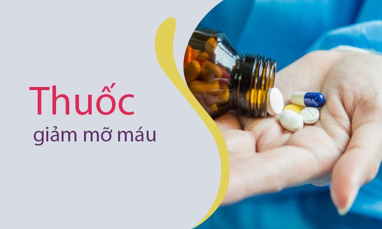Thuốc giảm mỡ máu