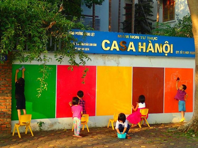 Trường mầm non Casa Hanoi