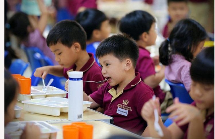Trường mầm non quốc tế Anh Việt BVIS