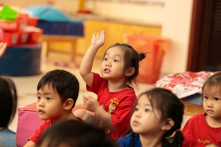 Trường mầm non quốc tế Anh Việt