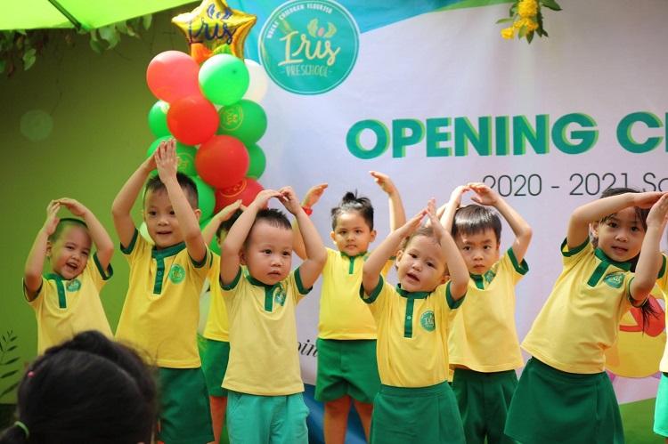 Trường mầm non quốc tế Iris Preschool