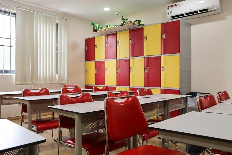 Trường mầm non quốc tế Tây Úc