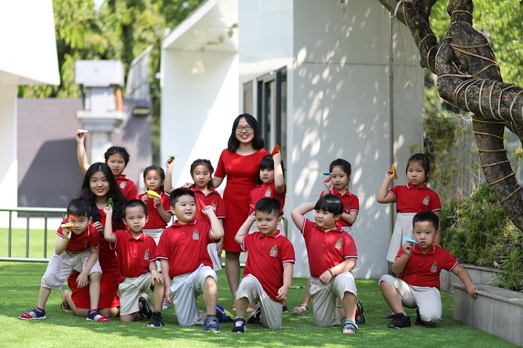 Trường mầm non quốc tế WASS