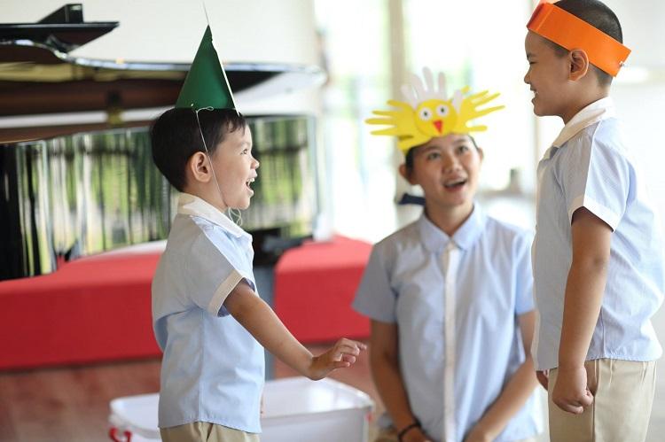 Trường mầm non Song Ngữ Hooray tại TPHCM