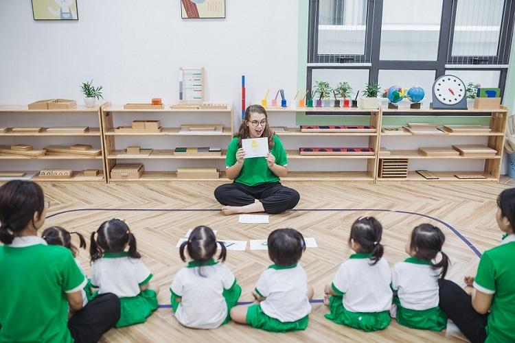 Trường Mầm non Song ngữ Việt Mỹ Montessori (VAM)