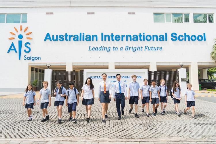 Trường Tiểu học Quốc tế Úc tại TPHCM (AIS)
