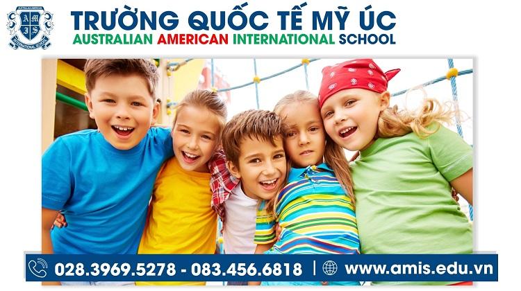 Trường tiểu học dân lập Quốc tế Mỹ Úc – AMIS