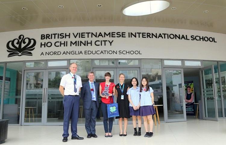 Trường Quốc tế Anh Việt (BVIS)