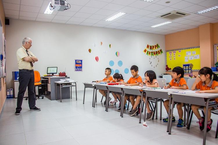 Trường tiểu học quốc tế Đài Bắc