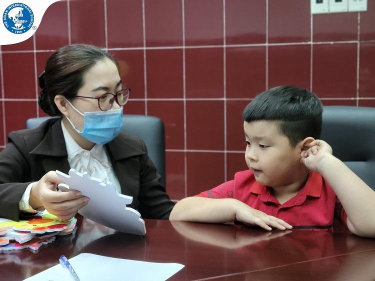 Trường quốc tế Á Châu Bậc Tiểu học (IPS)