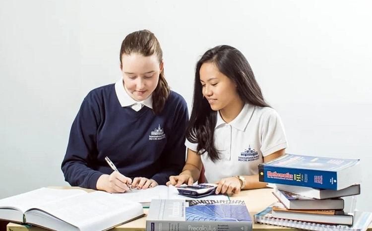 Trường Tiểu học Quốc tế tại TPHCM (ISHCMC)