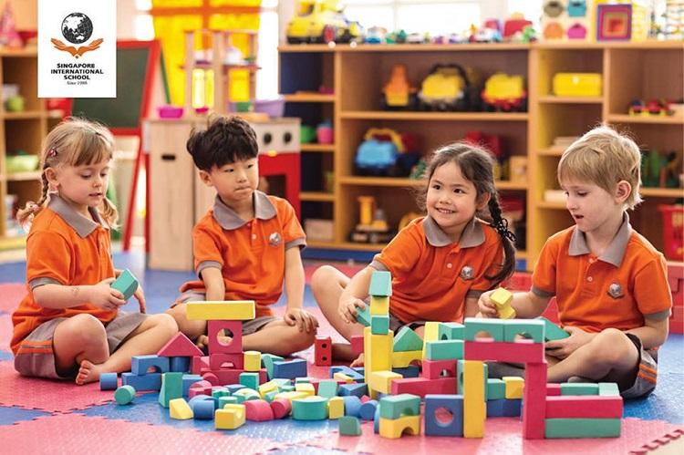 Trường Tiểu học Quốc tế Singapore International School (SIS)