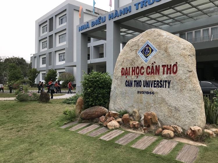 Trường đại học Cần Thơ là một trong các trường đại học ở Cần Thơ tốt nhất