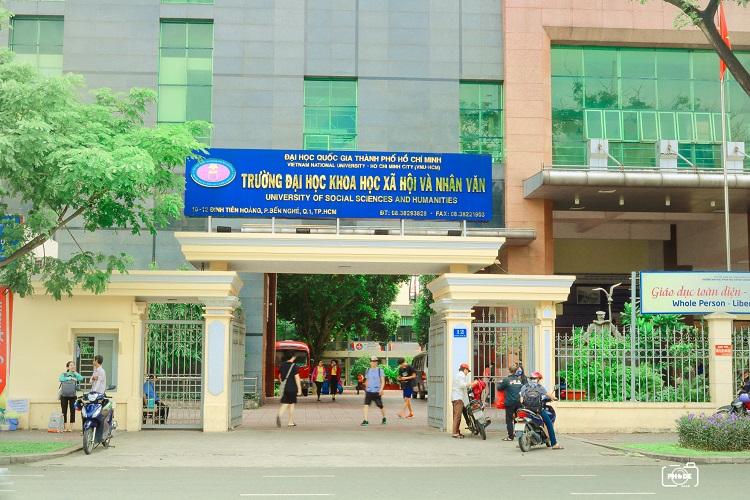 Trường Đại học Khoa học Xã hội và Nhân văn TP.HCM