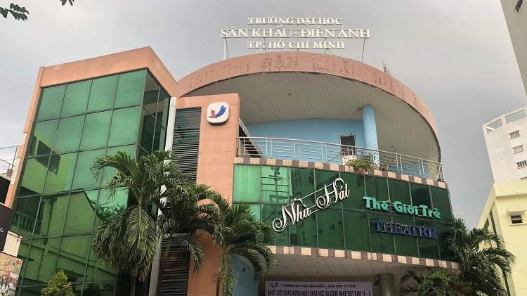 Trường Đại học Sân khấu - Điện ảnh Thành phố Hồ Chí Minh