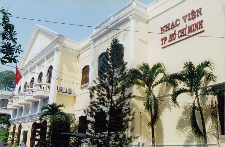 Nhạc viện Thành phố Hồ Chí Minh là trường đại học nghệ thuật TPHCM chất lượng
