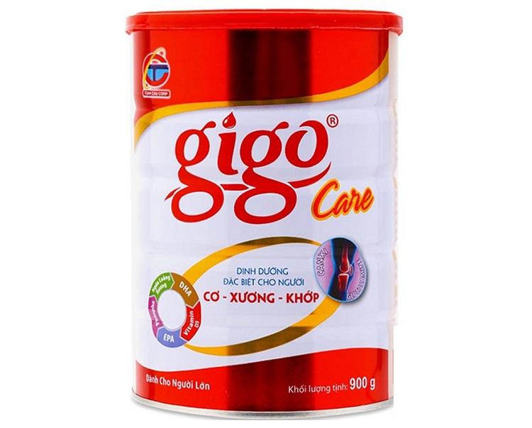 Sữa bột Gigo Care cho người lớn
