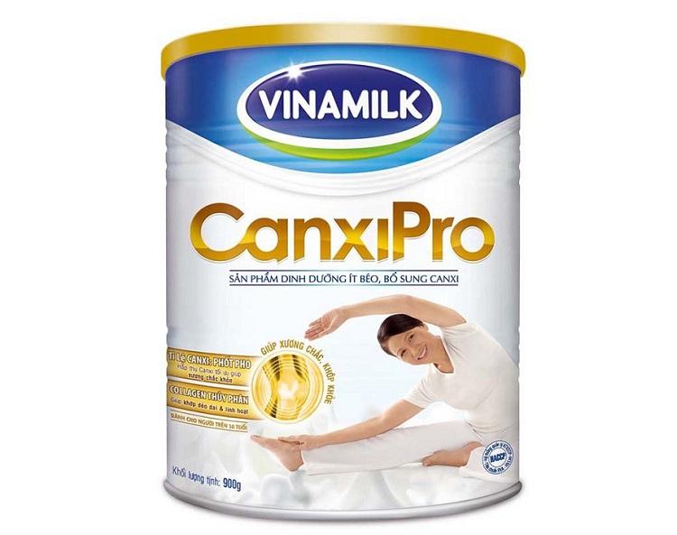Sữa bột Vinamilk Canxi Pro