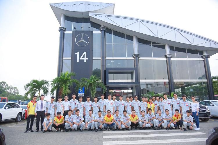 Trường Cao Đẳng Đại Việt Sài Gòn là trường cao đẳng tốt nhất TPHCM