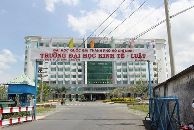 Trường Đại học Kinh tế - Luật TP.HCM là một trong các trường đại học công lập ở TPHCM