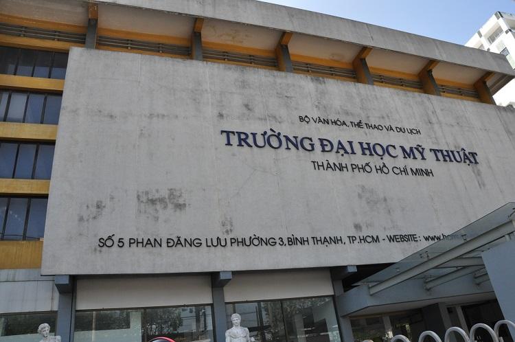 Trường Đại học Mỹ thuật Thành phố Hồ Chí Minh