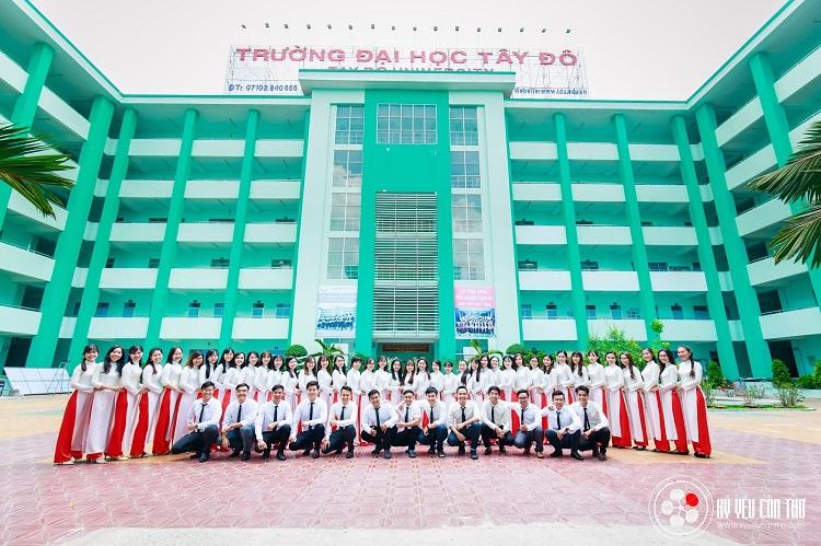 Trường đại học Tây Đô nổi tiếng trong các trường đại học ở Sài Gòn