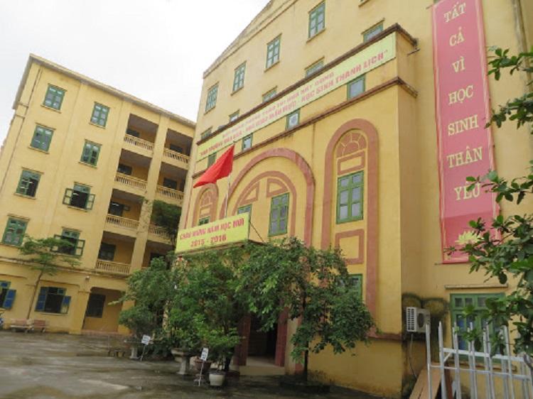 Trường dạy nghề Thanh Xuân Hà Nội
