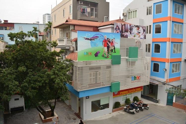 Trường Trung cấp Du lịch Hà Nội là trường nghề Hà Nội uy tín và chất lượng