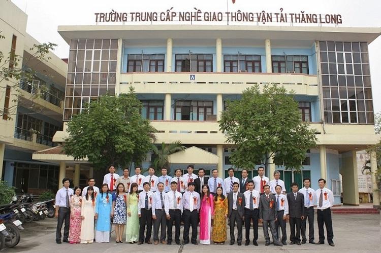 Trường trung cấp nghề giao thông vận tải Thăng Long tại Hà Nội