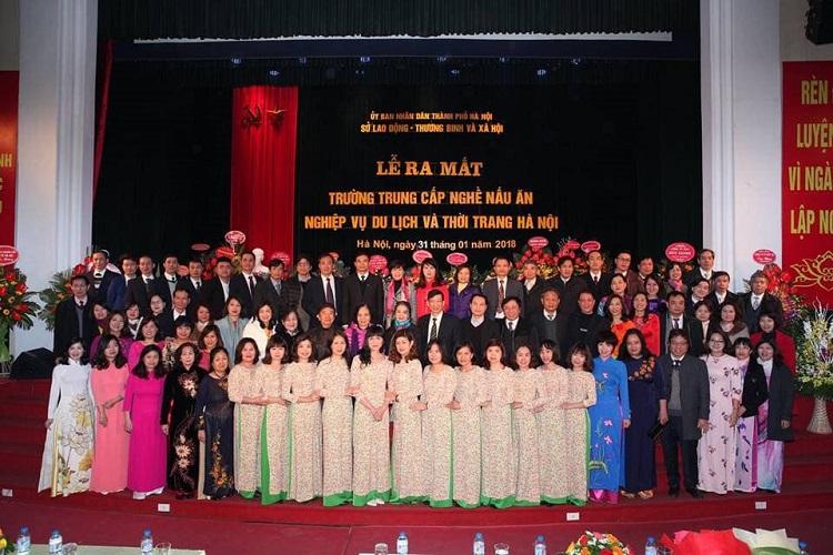 Trường trung cấpdạy nghề may và thiết kế thời trang Hà Nội