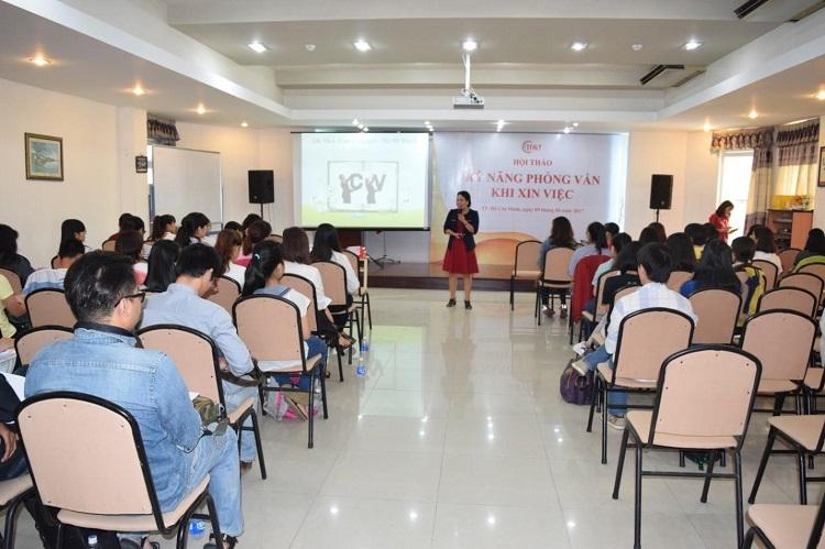 Trung tâm Đào tạo, Bồi dưỡng Kiến thức ngoại giao và Ngoại ngữ tại TPHCM