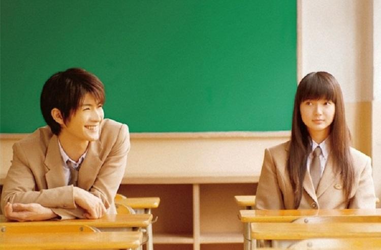 From Me to you là phim Nhật hay về tình yêu