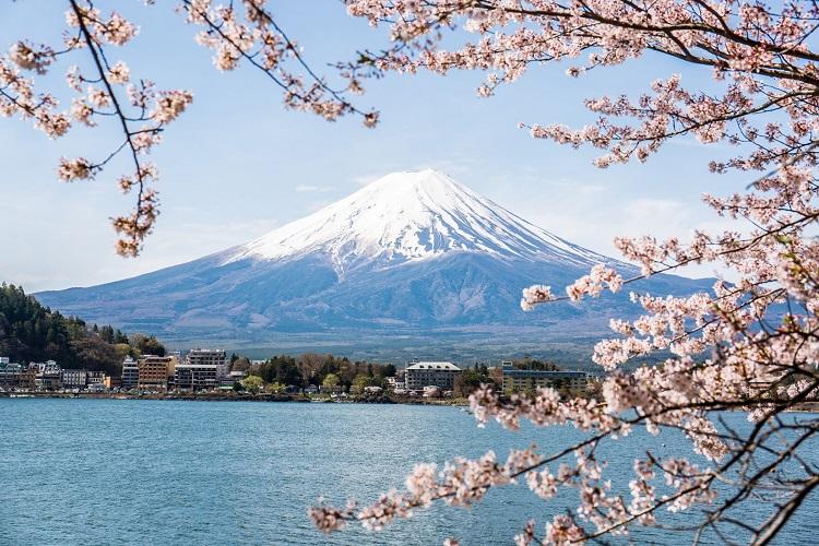 Fuji Mt Nhật Bản
