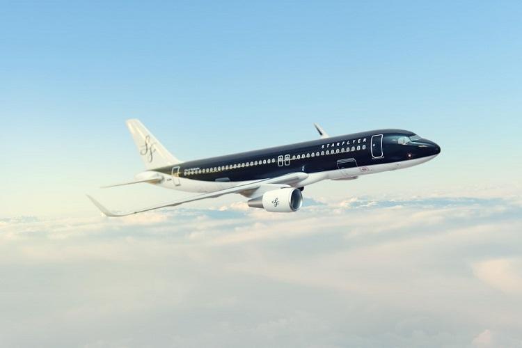Hãng hàng không Nhật StarFlyer