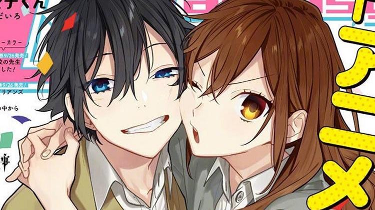 Horimiya là những truyện manga tình cảm hay nhất