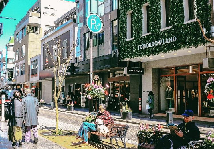 Motomachi – Yokohama - Khu mua sắm Nhật bản