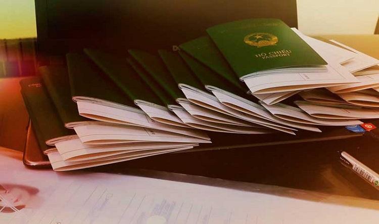 Nộp hồ sơ xin visa Nhật ở đâu