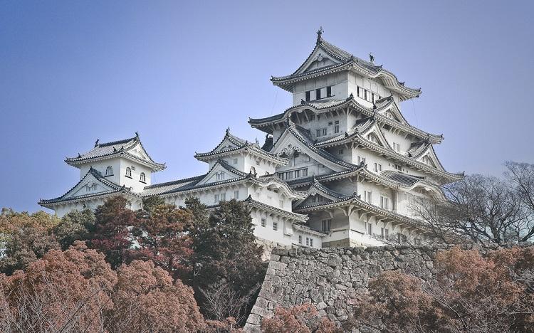 Lâu đài Nhật Bản Himeji